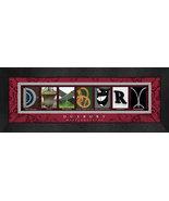 Duxbury, MA. Framed Letter Art - $39.95