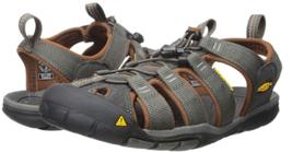 Keen Clearwater CNX Sz 9 M (D) EU 42 Men's Sport Sandals Shoes Raven / Tortoise