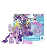 My Little Pony Princess Twilight Sparkle Glitter Celebration Translucent Pony  - $12.88