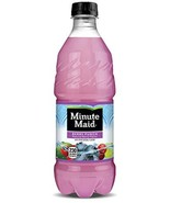 Minute Maid Fruit Punch - 6, 20 ounch Bottles (Berry Punch) - $19.79