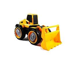 Ini Toys Melody Light Bulldozer Dozer Tractor Construction Power Heavy Equipment