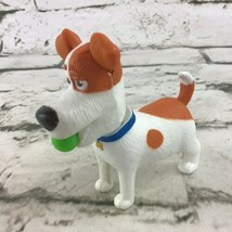 The Secret Life Of Pets 2 Max Wagging Tail Figure McDonalds Happy Meal Toy - $7.91