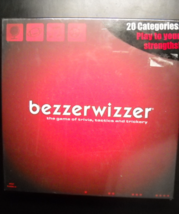 Mattel 2006 Bezzerwizzer Game Of Trivia Tactics and Trickery Factory Sea... - $24.99