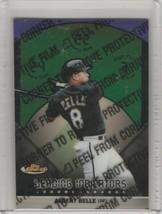 1999 Topps Finest Leading Indicators #L5 Albert Belle Chicago White Sox - $1.00