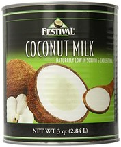 Festival Coconut Milk, 2.84 liters - $11.62 CAD