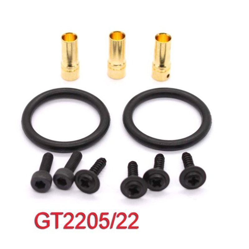 Brush Less External Rotor For Fixed Wing Drone RC Helicopter Models GT2205 22/33