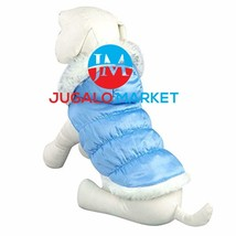 NACOCO Teddy Dog Clothes Winter Cotton-Padded Jacket with Hood Princess ... - $19.62