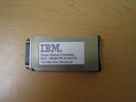 IBM 21H9775 Shortwave Optical Converter Module GBIC