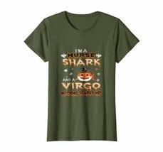 Funny Tee - I'm a Virgo nurse shark Halloween Tshirt Wowen - $19.95+