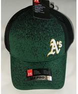 NWT Under Armour 1316995 UA Pro Microthread OSFA Oakland As Truckers Hat... - $27.89