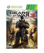 Gears of War 3 - Xbox 360 Game - $1.49