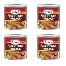 4 Grace Jerk Vienna Sausages (Best Seller) - $15.00