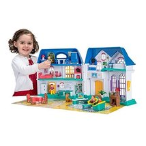 My Dream Mansion Doll House - $150.00