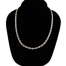 5.21mm Flat 14K Yellow Gold Links Chain - $702.90
