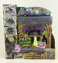 Crate Creatures Surprise Big Blowout Guano with Lockie Talkie 100 Sound ... - $96.18