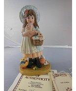 Jan Hagara Collectible Figurine Victoria #145 With Original Signature ( ... - $64.34