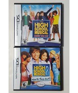 Disney High School Musical: Makin' the Cut! & 2 Work This Out! - Nintend... - $11.83