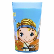 David And Goliath Plastic Kids Tumbler Cup NEW BPA-Free Durable Training - $8.00