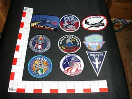 Air Force Patch Collection set lot - $17.81