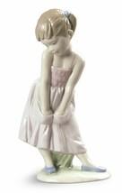 Lladro Porcelain Retired 01009171 Sweet Shyness New in Box 9171 Girl - $327.25
