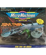 Micro Machines Star Trek the Movies (Collection 2) - $23.76