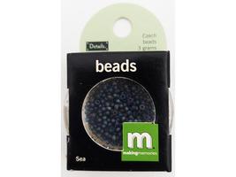 Making Memories Czech Seed Beads Sea 3 Grams
