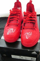 Damian Lillard Signed Adidas Shoes Size 12 - Global Authentics - $249.99