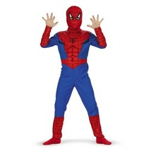 Spiderman, Classic - Size: Child S4-6Discontinued by manufacturer - $31.34