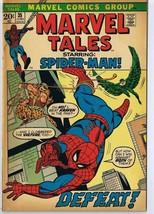 Marvel Tales #35 ORIGINAL Vintage 1972 Spider-Man Vulture Kraven - $13.99