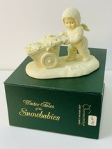 "Department 56 Snowbabies""There's Another One"" Retired 1998/ Christmas Vi... - $21.99"