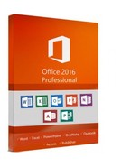 Microsoft Office Proffessinal 2016 - $22.99