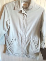 # TALBOTS LADIES SIZE PS  JACKET TAN - $14.99