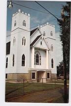 Tylerton, Smith Island, Maryland, MD, Union Methodist Church, Vintage Po... - $4.00