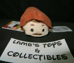 "Disney Store Authentic Tsum Tsum 3.5"" Star Wars Revenge of Sith Obi Wan ... - $37.98"
