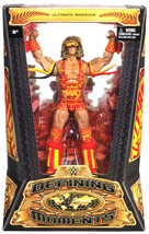 Ultimate Warrior Defining Moments Elite Action Figure Maniacs Mattel  WWE - $19.78