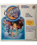 The Care Bears Movie II SEAELD Soundtrack Album LP Vinyl Record Album Ki... - $865.95