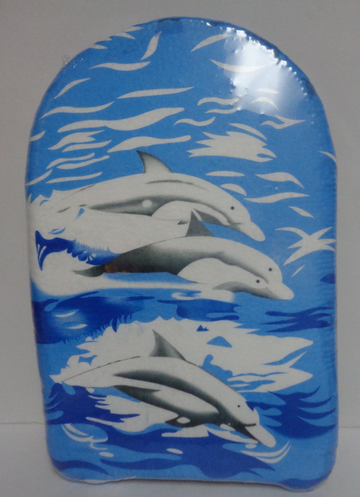 """Dolphins Children's Boogie Board NIP 17"""" x 11.5"""" Free Shipping"""