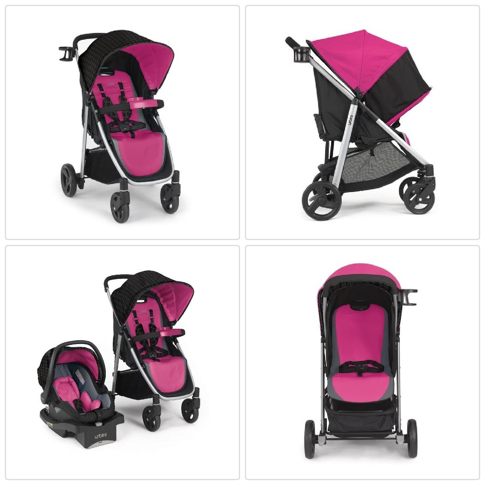 3 In 1 Baby Stroller And Car Seat Combo And 50 Similar Items