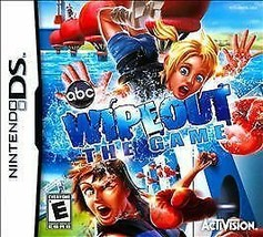 Wipeout: The Game  (Nintendo DS, 2010) - $10.00