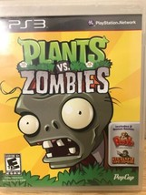 Plants vs. Zombies (Sony PlayStation 3, 2011) image 1