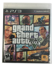 Sony Game Grand theft auto v five - $9.99