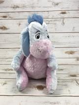 "Eeyore Collectible Winnie The Pooh Spring Pastel Plush Blue Stuffed 10"" EUC - $33.35"