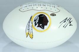 Robert Griffin III Signed Full Size Redskins Logo Football w/ RG3 Hologram - $140.24