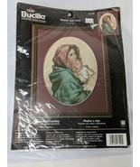 Bucilla Counted Cross Stitch Kit Mother & Child 43199 - $39.95