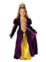 Rubie's Regal Queen Child's Costume, Medium - $26.45