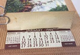 Vtg 1946 Calendar Machtemes Fairway Store St. Bonifacious Minnesota image 3