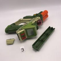 Lazer Tag Team OPS Deluxe System Green Laser Gun only Replacement Works ... - $23.74