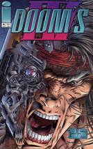 Doom's IV #4 VF; Image   save on shipping - details inside - $1.00
