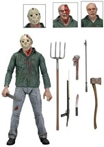 Friday the 13th – 7″ Scale Action Figure – Ultimate Part 3 Jason - $32.66