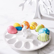 Avon Easter Bunny Egg Tray - $31.99